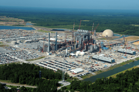 Kemper County Coal Gasification Plant