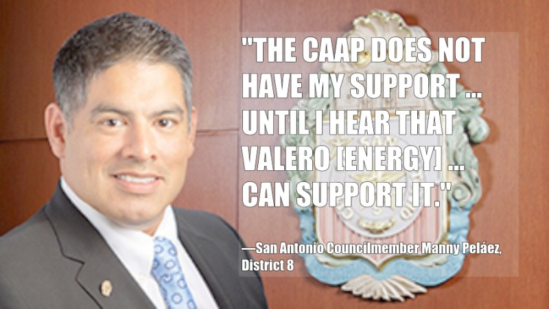 Pelaez on Valero Energy