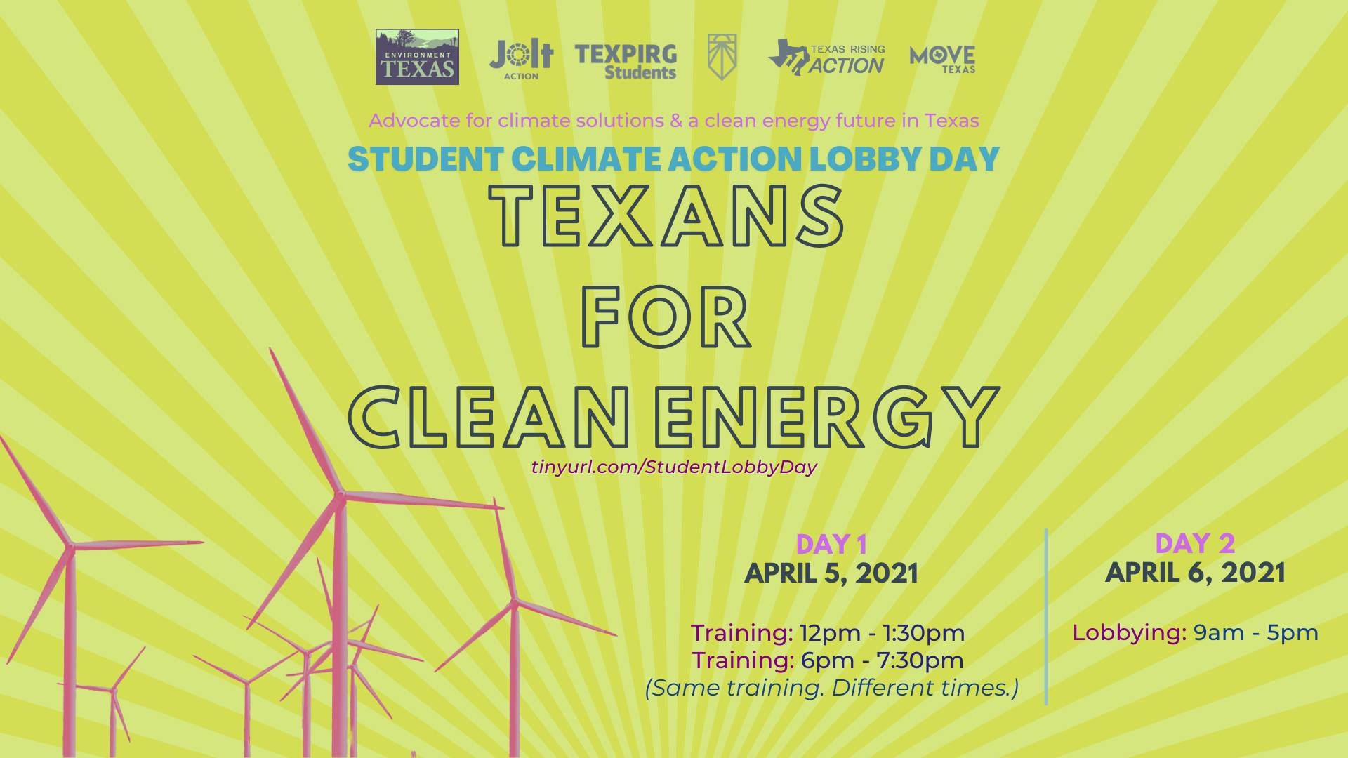 texans for clean energy