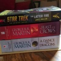 Recent Barnes & Noble Visit