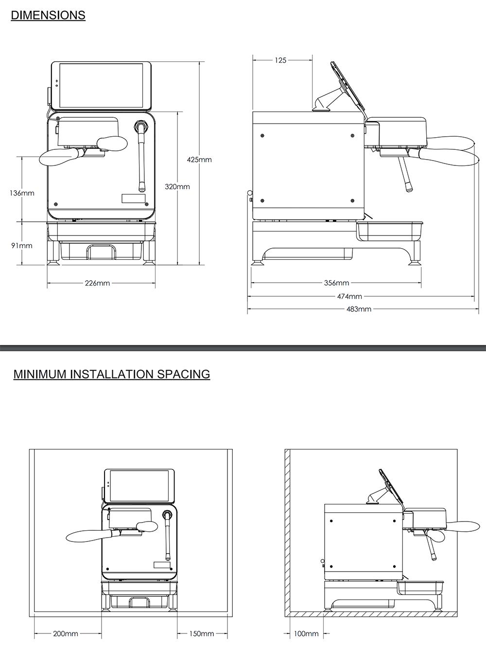 An even more Decent Espresso Machine