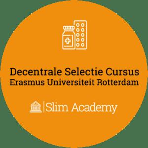 Cursus decentrale selectie EUR erasmus MC