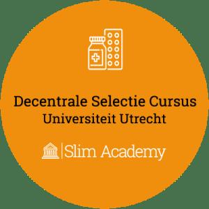 Universiteit Utrecht UU decentrale selectie geneeskunde cursus