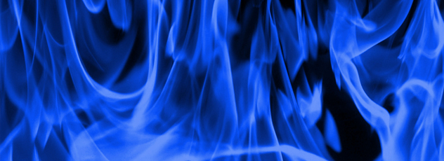 Blue Is Hottest Flame 82
