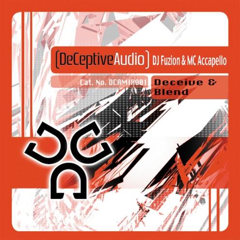 DCAMIX001 - Front