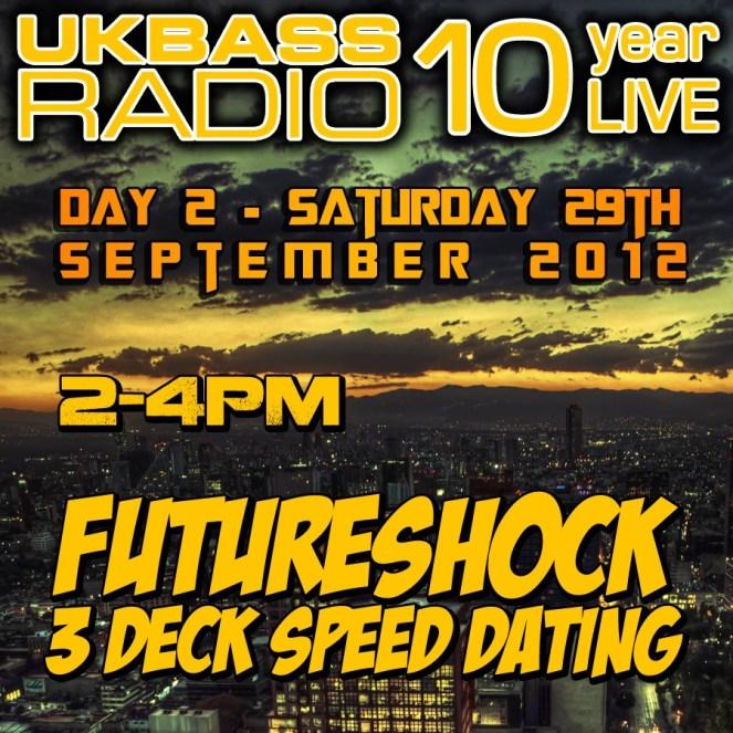 UK Bass Radio 10th Anniversary Weekend 13