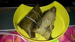 Zongzi as shared by a student
