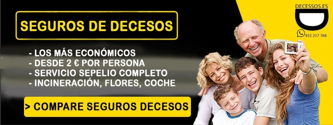 seguros de decesos familiar