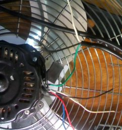 i have a optimus 18in high velocity floor fan there is no speed floor fan wiring diagram [ 960 x 1280 Pixel ]