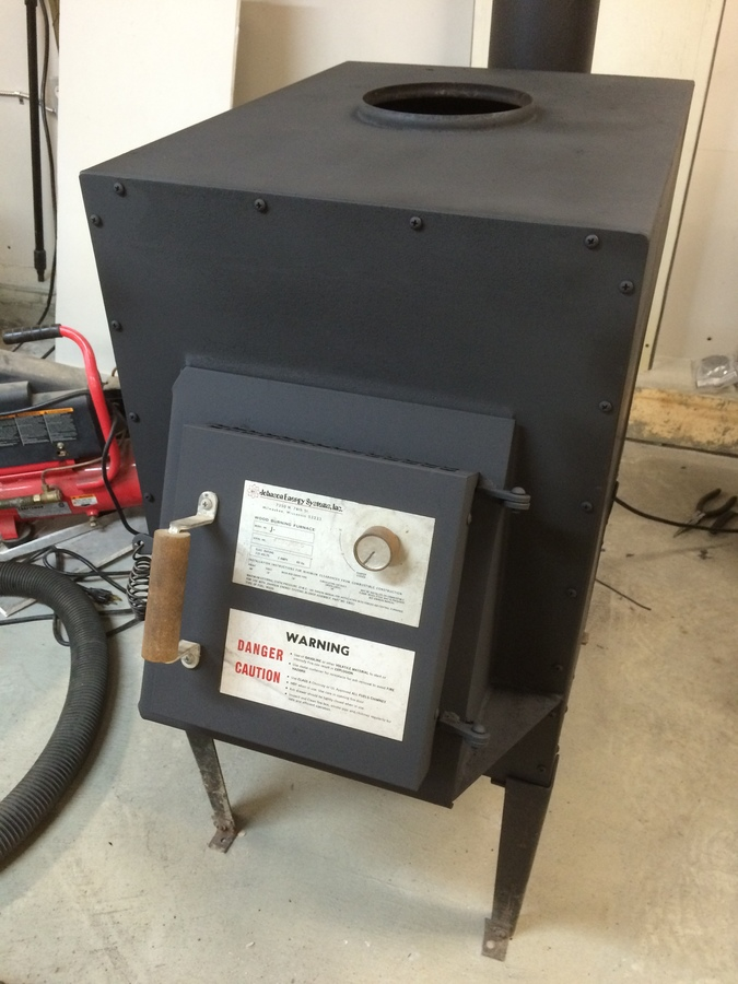 Johnson Wood Stove With Blower Diy Forums