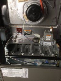 Hello - I Have A Lennox Gas Furnace That Will Not ...