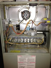 Gas Furnace Lights Stays Lit 1-2 Minutes, Clicks, Then ...