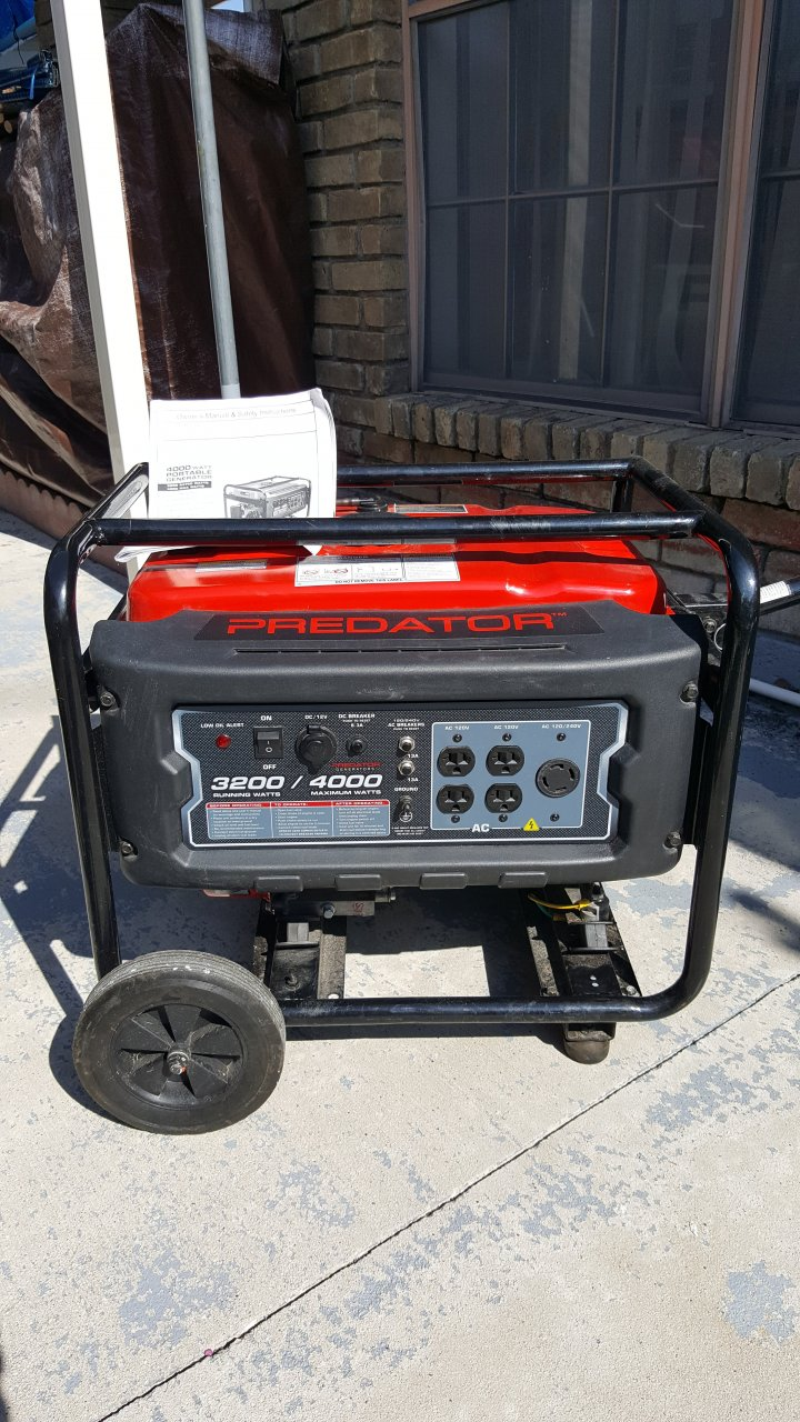 medium resolution of where can i find a wiring diagram for a harbor freight predator 3200 4000 w