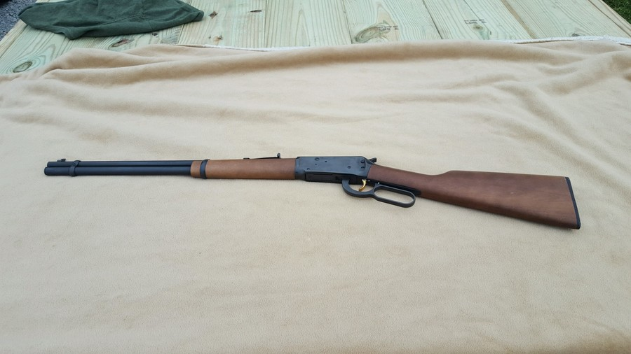 1940 gold trigger winchester