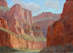 Heart of the Canyon 18x24