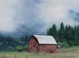 Montana Mist 24x30