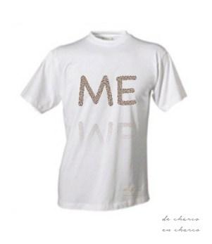 camiseta hombre me
