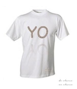 camiseta hombre yo