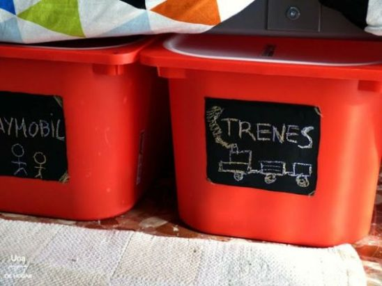 ideas orden cuarto niños 31 www.decharcoencharco.com
