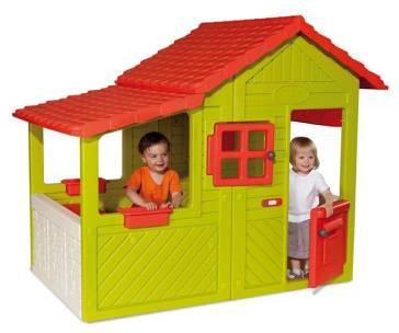 juguetes verano jardin casita www.decharcoencharco.com