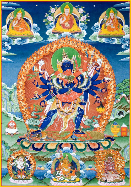 Heruka Root Tantra First and Last Chapter  Dechen Ling