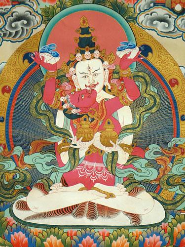 White Heruka Chu Len  Dechen Ling PressDechen Ling Press