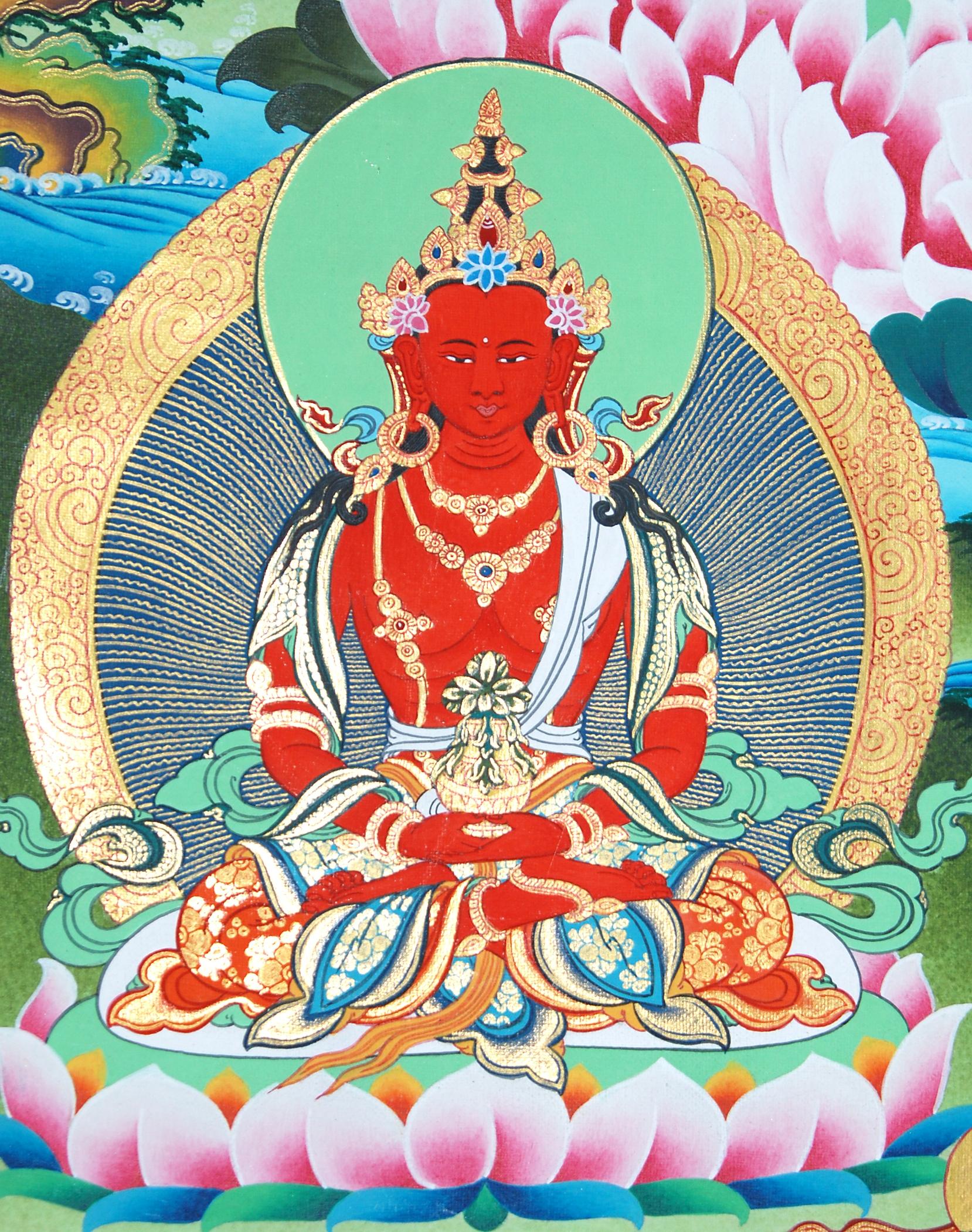 Collection of Amitayus Practices  Dechen Ling PressDechen