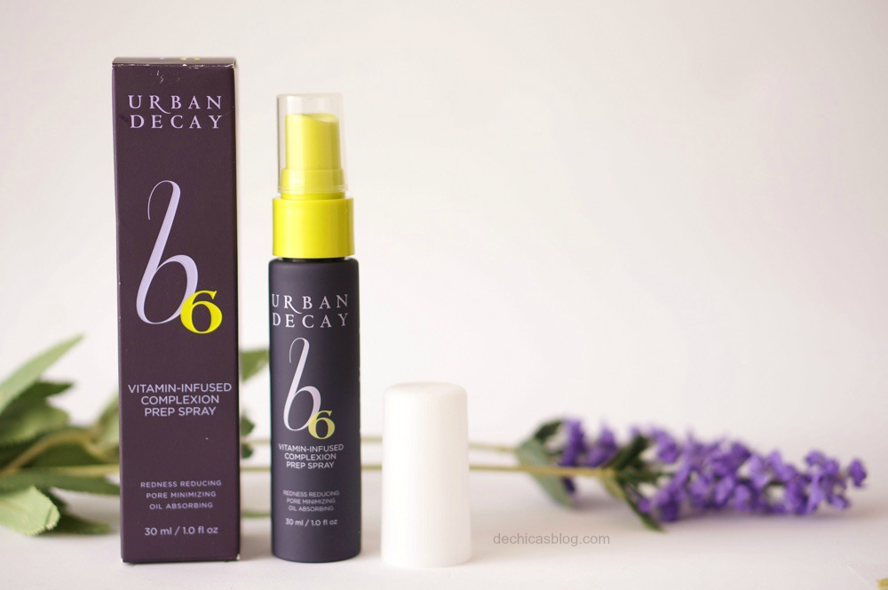 B6 Vitamin-Infused Complexion Prep Spray de Urban Decay