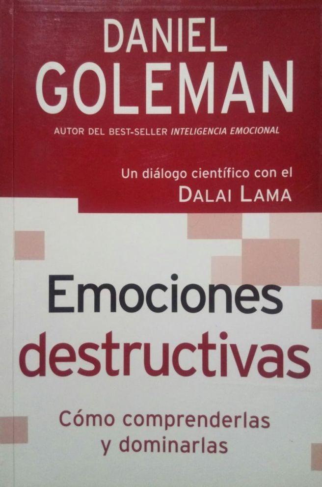 Emociones destructivas, PDF - Daniel Goleman