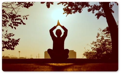 Meditación para aterrizar tu mente, practica de meditación con imaginación