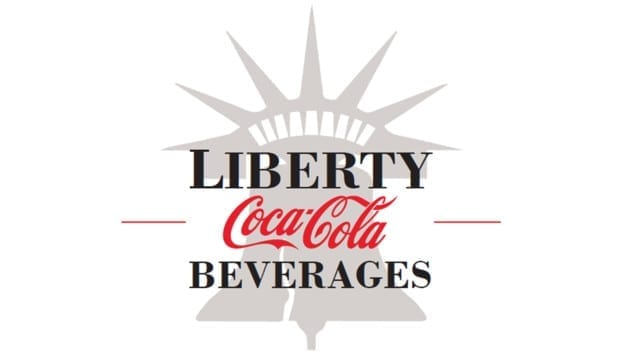 Liberty Coca-Cola logo
