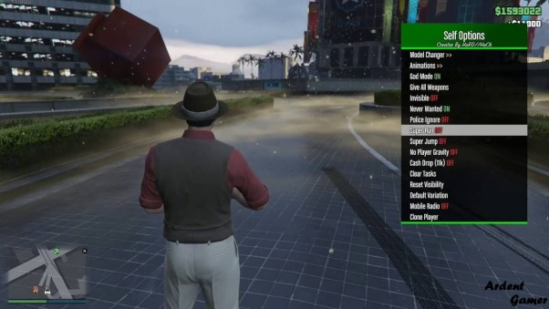 GTA 5 Mods for PS4 incl Mod Menu Free Download 2019