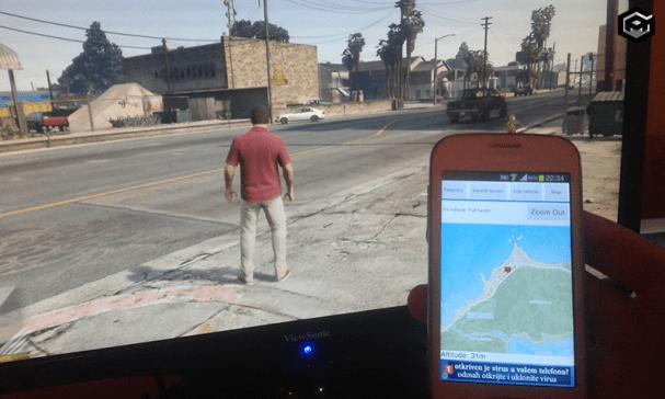 GTA 5 Android Mod Menu