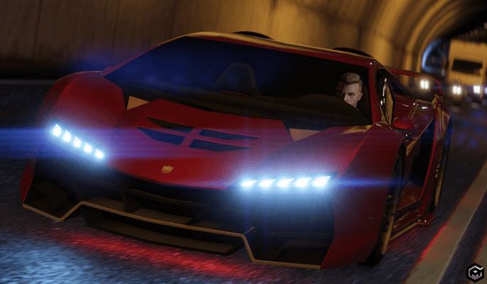 Lamborghini Zentorno By Pegassi