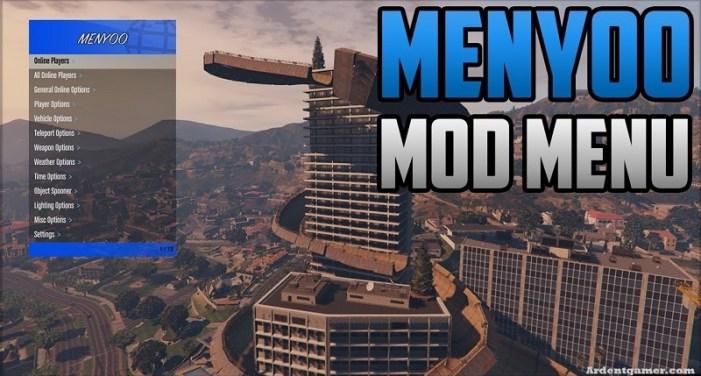Menyoo Gui Trainer Mod Menu For GTA 5 Mods Free 2019