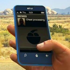 GTA 5 Phone cheats