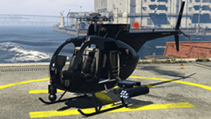 GTA 5 Cheat Codes For Helicopter