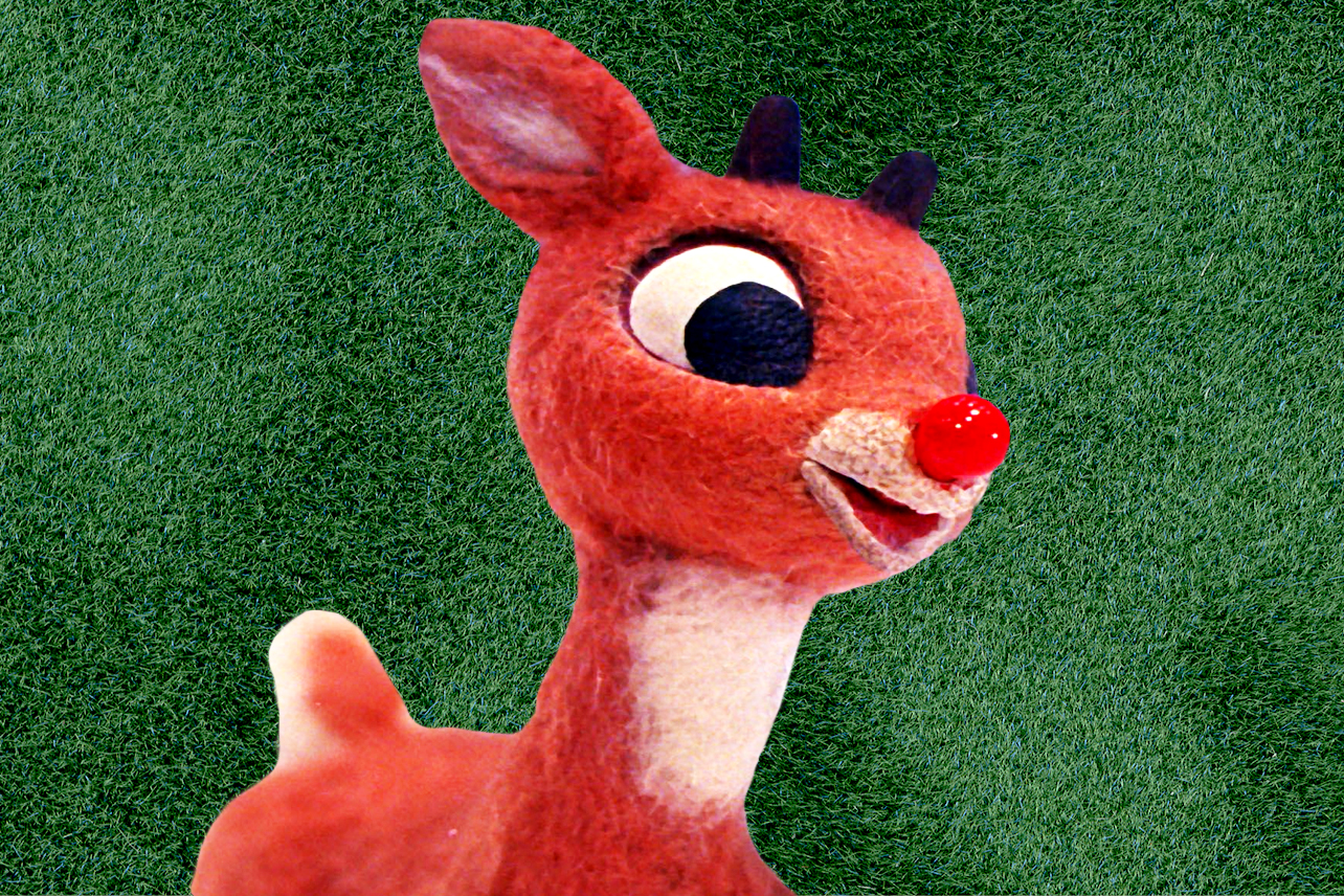 'rudolph the rednosed reindeer'  decider  where to