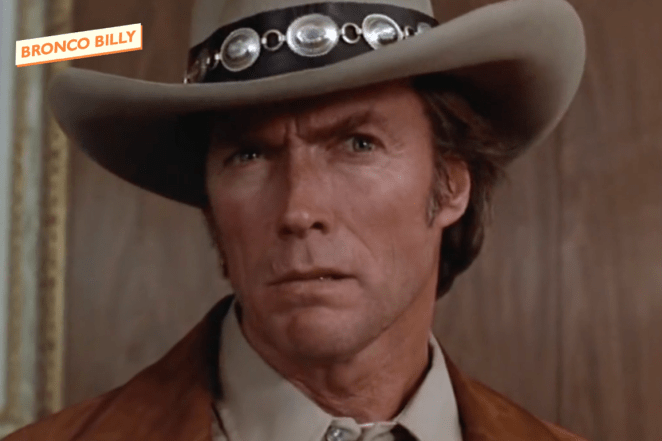 Clint Eastwood's All-Time Best Stares And Glares (VIDEO) | Decider