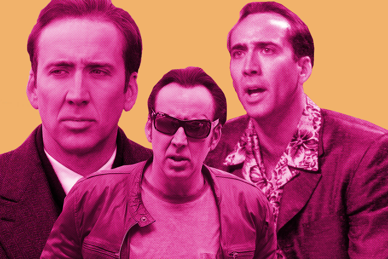 Here S The Official Ranking Of Every Nicolas Cage Movie On Netflix By Rotten Tomatoes Score Decider
