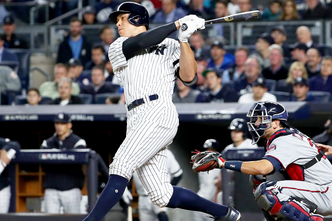 New York Yankees Vs Cleveland Indians Live Stream How To Watch Game 1 Of The Mlb Playoffs For Free Decider