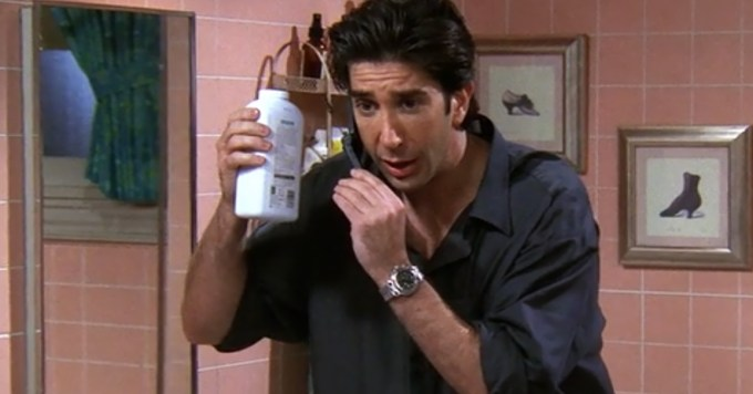 Ross's Leather Pants on Friends Is a Brilliant Physical Comedy Showcase for David Schwimmer