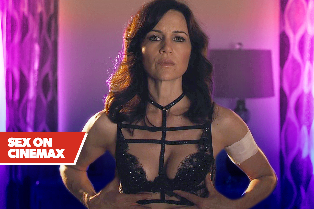 Is sex on cinemax real