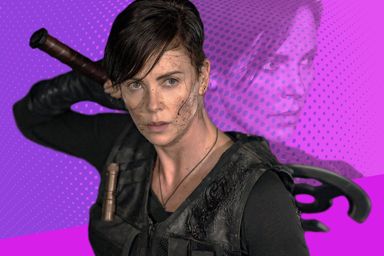Charlize Theron In The Old Guard Is The Female Gaze Action Hero Of My Dreams Decider