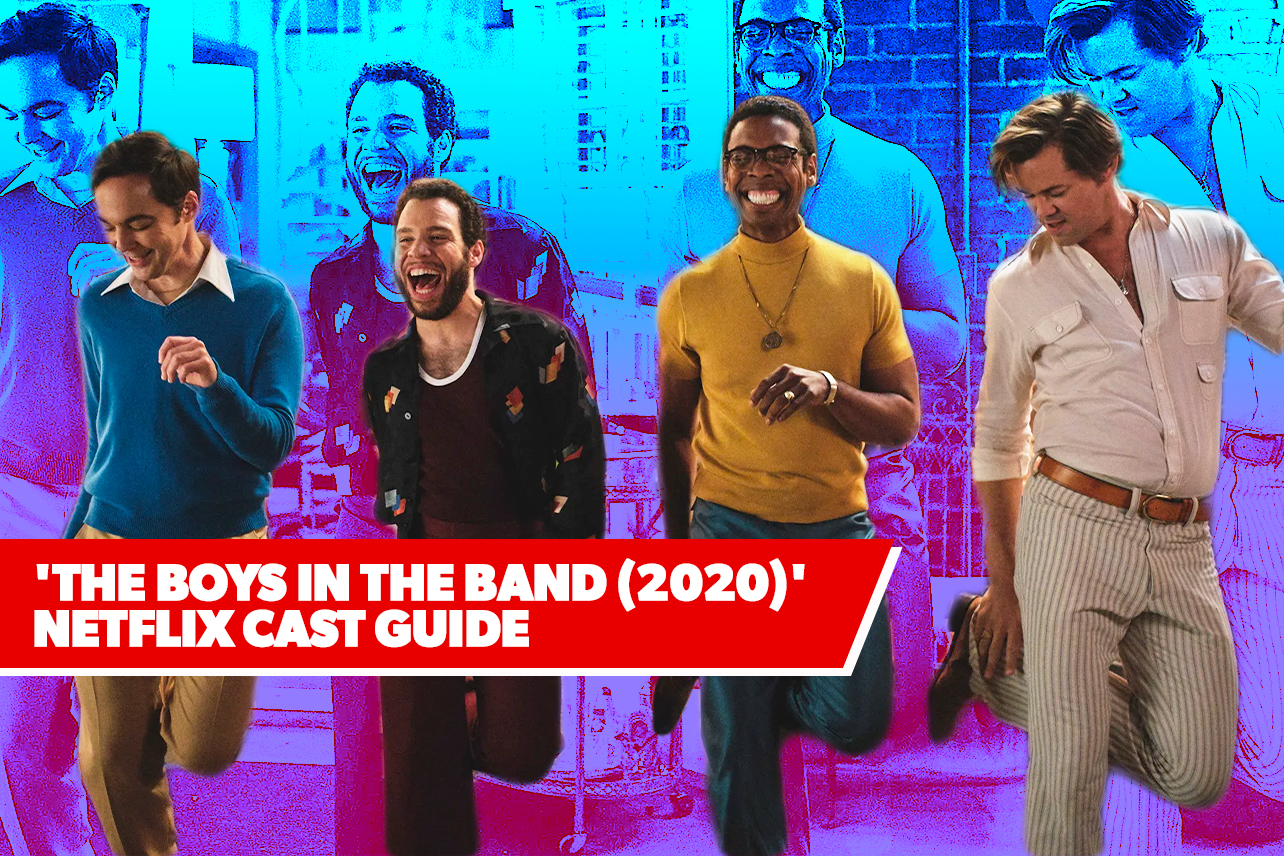 Who Are 'The Boys In The Band' Netflix Cast Guide