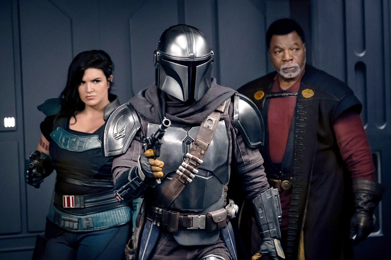 The Mandalorian Season 2 Premiere Date Cast Trailer And More