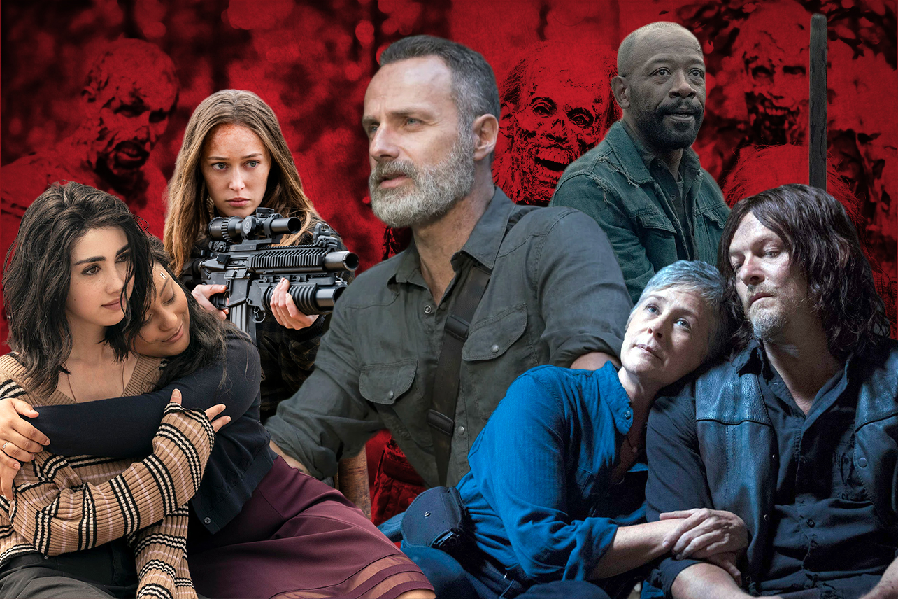 Walking Dead Boss Scott Gimple Interview On World Beyond, Fear, Carol And  Daryl, Rick Grimes Movies, More