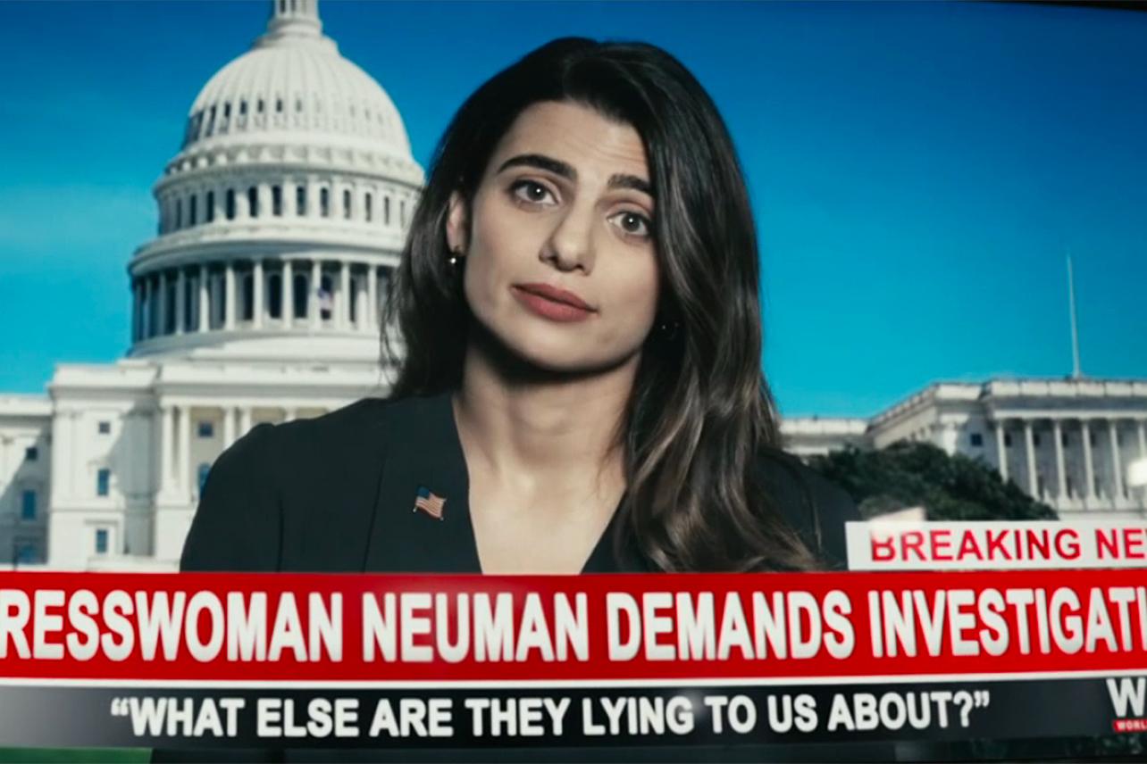 Who Is Victoria Neuman on The Boys ? Meet Claudia Doumit