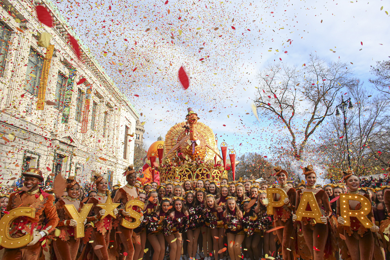 How to Watch the 2020 Macy's Day Parade Online