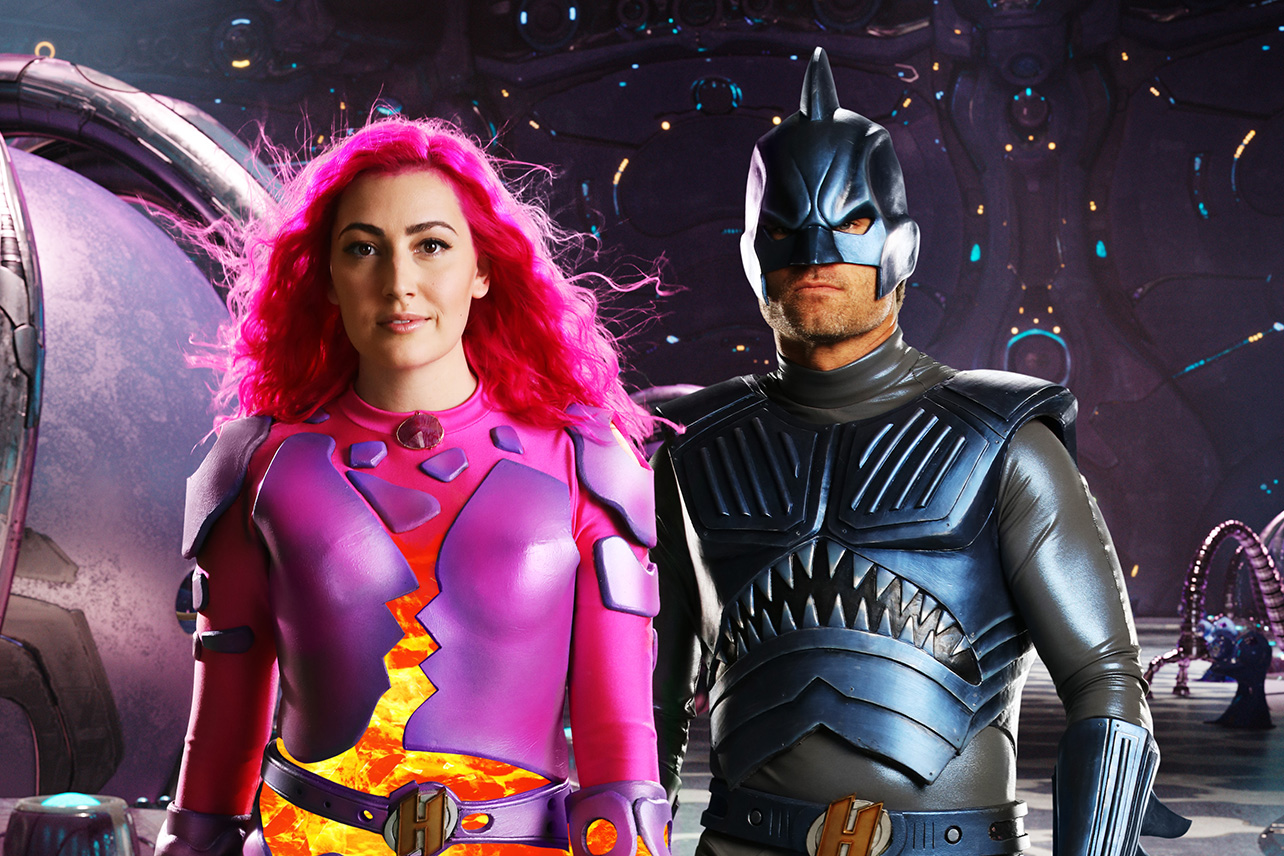 Who's Replacing Taylor Lautner as Sharkboy in We Can Be ...